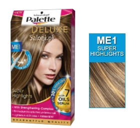 Schwarzkopf Palette Deluxe Blond Super Highlights Me1