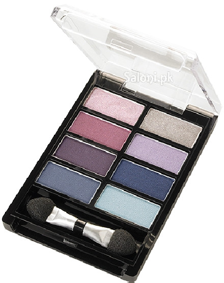Oriflame Pure Colour Eye Shadow Palette Midnight & Pink