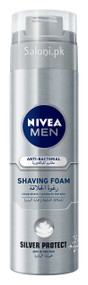 Nivea Men Silver Protect Shaving Foam