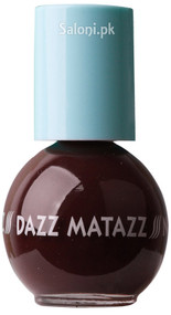 Dazz Matazz Nail Express Nail Polish 03 Dark Chocolate