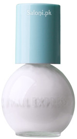 Dazz Matazz Nail Express Nail Polish 20 French Tip White Front