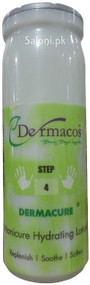 Dermacos Dermacure Manicure Hydrating Lotion Front
