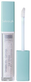 Dazz Matazz Sparkling Crystal Lip Gloss 01 Pearl Front