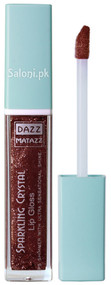 Dazz Matazz Sparkling Crystal Lip Gloss 06 Jewel Front