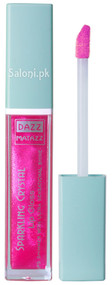 Dazz Matazz Sparkling Crystal Lip Gloss 17 Orchid Front