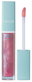 Dazz Matazz Sparkling Crystal Lip Gloss 22 Primrose Front