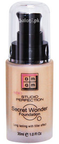 Dmgm Studio Perfection Secret Wonder Foundation Sesame 220 Front