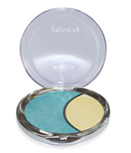 Dmgm Studio Perfection Duo Eye Shadow Aqua Haze / Gold Frost 38 Front