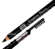 Dmgm Eyebrow Pencil Black 01 Front