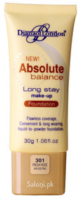 Diana Of London Absolute Balance Long Stay Make-up Foundation 301 Fresh Rose Front