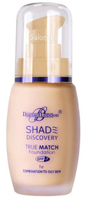 Diana Of London Shade Discovery Foundation 105 Actor Beige Front