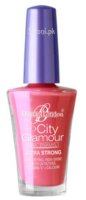 Diana City Glamour Nail Polish Pink Rose 08