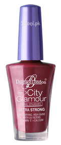 Diana City Glamour Nail Polish Burgundy 14