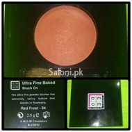 Dmgm Ultra Fine Baked Blush On Red Frost 04