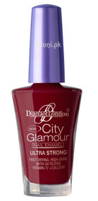 Diana City Glamour Nail Polish Cockscomb 74