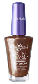 Diana City Glamour Nail Polish Warm Caramel 81