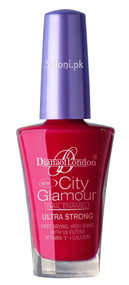 Diana City Glamour Nail Polish Bledding Heart 83
