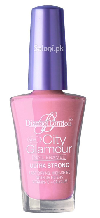 Diana City Glamour Nail Polish Queensland Crush 102