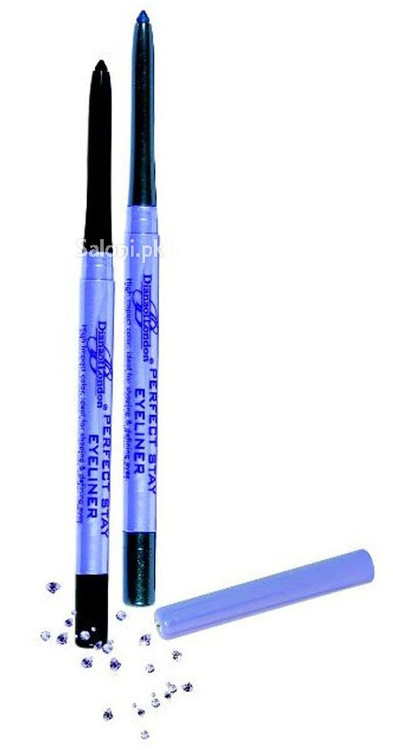 Diana Perfect Stay Eyeliner 01 Black