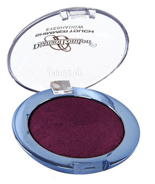 Diana Shimmer Touch Eye Shadow 06 Plum Shimmer Front
