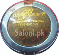 Diana of London Shimmer Touch Melange Eyeshadow 36 Emerald Stone Front