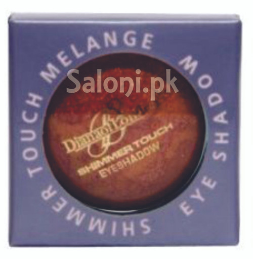 Diana of London Shimmer Touch Melange Eyeshadow 33 Mono Melange Precious Gold Front