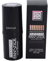 Dmgm Professional Photo Fix Pan Stick Pure Rose 461 Front