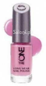 Oriflame The One Long Wear Nail Polish Strawberry Cream Front