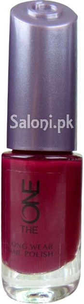 Oriflame The One Long Wear Nail Polish Ruby Rouge Front