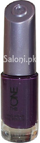 Oriflame The One Long Wear Nail Polish Purple in Paris Front