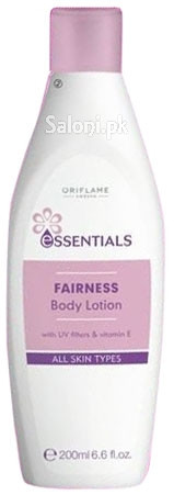 Oriflame Essentials Fairness Body Lotion