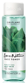 Oriflame Love Nature Face Toner Tea Tree