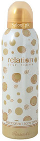 Rasasi Relation Pour Femme Deodorant Body Spray