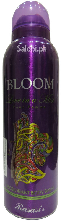 Rasasi Bloom Love in a Mist Deodorant Body Spray