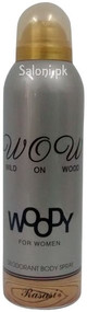 Rasasi Woody For Women Deodorant Body Spray