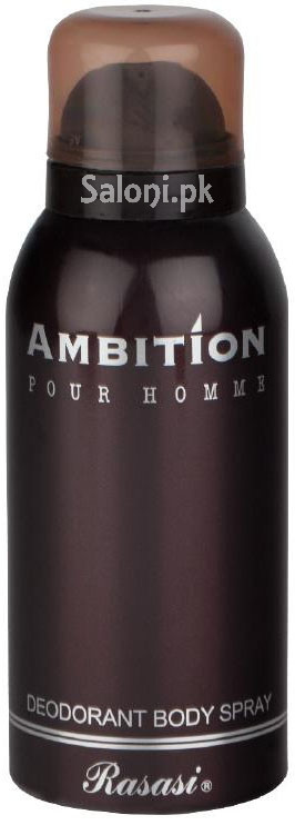 Rasasi Ambition Pour Homme Deodorant Body Spray