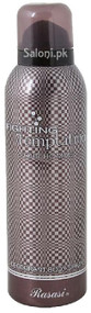 Rasasi Fighting Temptation Pour Homme Deodorant Body Spray
