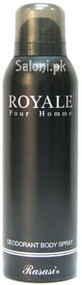 Rasasi Royale Deodorant Body Spray for Men