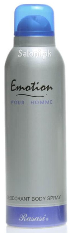 Rasasi Emotion Deodorant Body Spray for Men