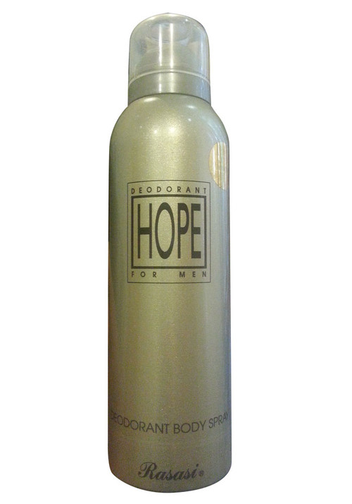 Rasasi Hope Deodorant Body Spray for Men Front