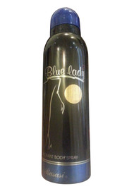 Rasasi Blue Lady 2 Deodorant Body Spray Front