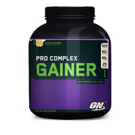 GNC Optimum Nutrition Pro Complex Gainer Vanilla Custard