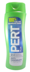 Pert Plus Anti-Dandruff 2-in-1 Shampoo & Conditioner 400 ML(front)
