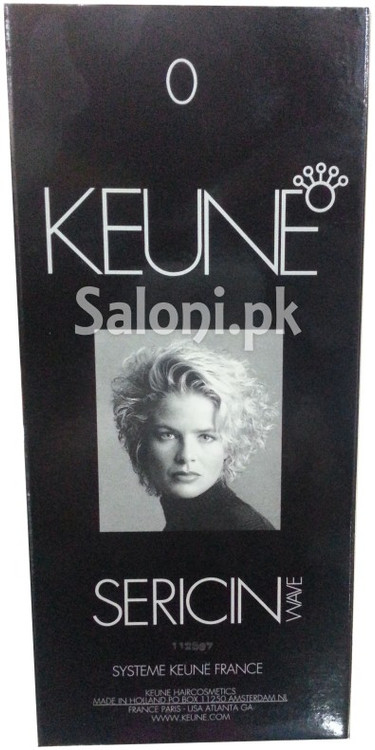 Keune Sericin Wave for Hairs