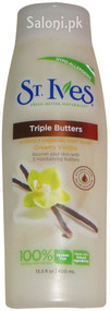 ST.Ives Triple Butters Creamy Vanilla Body Wash