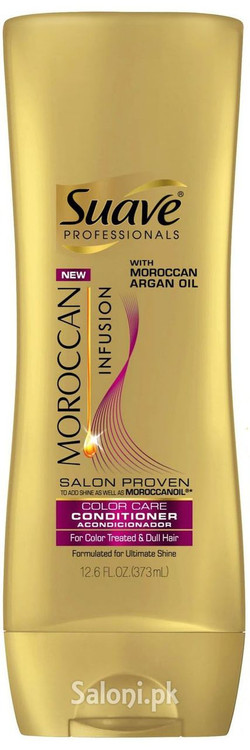 Suave Professionals Moroccan Infusion Color Care Conditioner