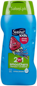 Suave Strawberry Smoothers 2-in-1 Shampoo & Conditioner