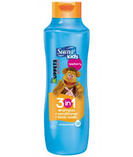 Suave Pineapple 3-in-1 Shampoo & Conditioner & Body Wash