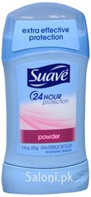 Suave Powder Invisible Solid Anti-Perspirant Deodorant