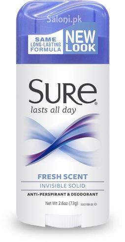 Sure Fresh Scent Invisible Solid Anti-Perspirant & Deodorant
